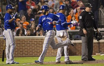 Bautista vs. O'Day - 4/16/2015 Free MLB Analysis