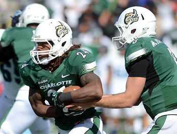 Charlotte 49ers 2015 NCAAF Team Preview, Prediction, Betting Guide - 7/3/2015 Free NCAAF Analysis