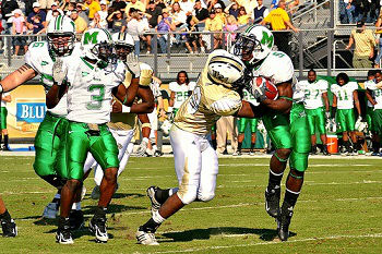 Marshall Thundering Herd 2015 NCAAF Team Preview, Prediction, Betting Guide - 7/6/2015 Free NCAAF Analysis