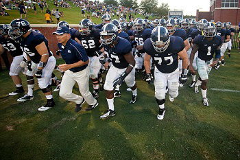 Georgia Southern Eagles 2015 NCAAF Team Preview, Prediction, Betting Guide - 7/4/2015 Free NCAAF Analysis