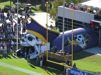 East Carolina Pirates 2015 NCAAF Team Preview, Prediction, Betting Guide - 7/3/2015 Free NCAAF Analysis