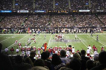 Atlanta Falcons vs New Orleans Saints Free Pick 12/21/2014 - 12/21/2014 Free NFL Pick Against the Spread