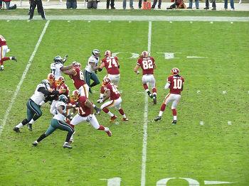 Philadelphia Eagles vs Washington Eagles Free Pick 12/20/2014 - 12/20/2014 Free NFL Pick Against the Spread